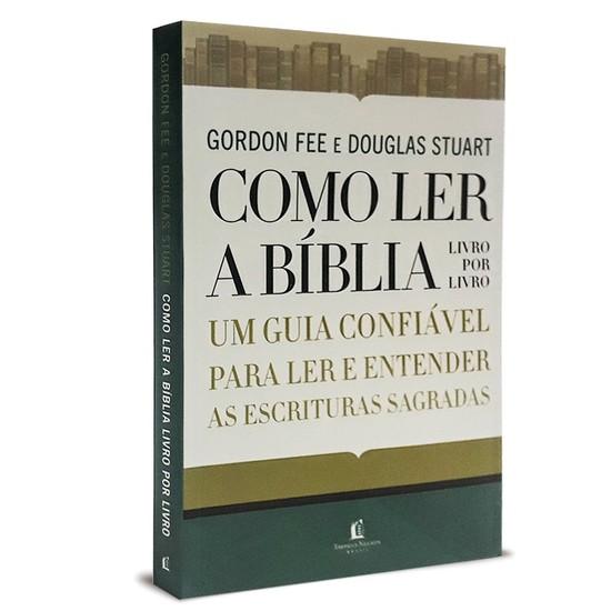 Como Ler a Bíblia Livro por Livro - Gordon D. Fee