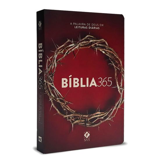 Bíblia 365 - NVT (Coroa)