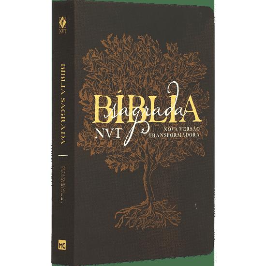 Bíblia NVT Letra Grande - Éden Marrom