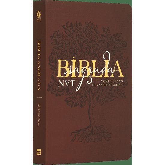 Bíblia NVT Letra Grande - Éden Vinho