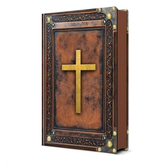 Bíblia Sagrada Vintage Marrom (NVI)