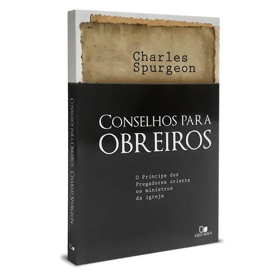 Conselhos Para Obreiros - Charles Spurgeon