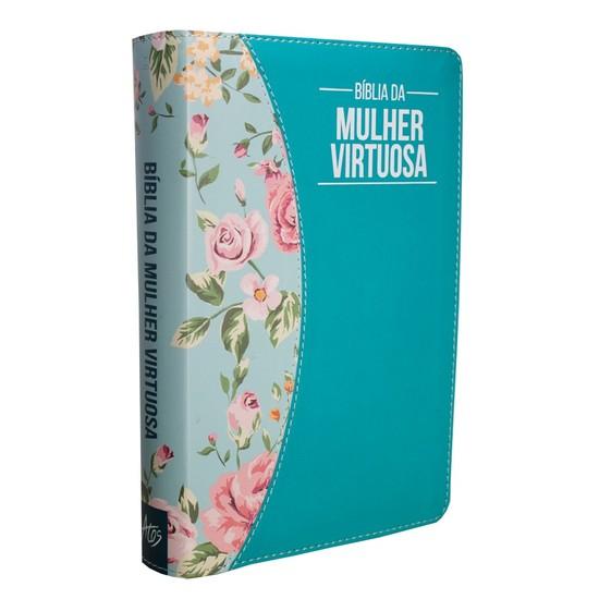 Bíblia da Mulher Virtuosa - Tiffany