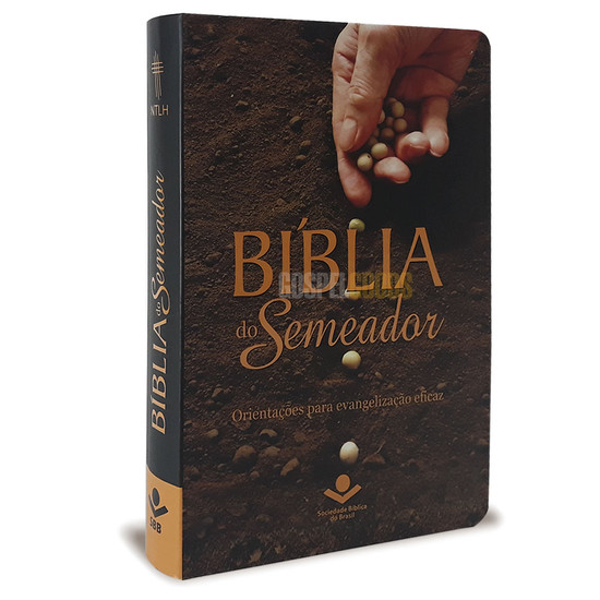 Bíblia do Semeador (Capa Terra)