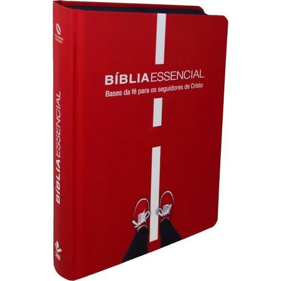 Bíblia NAA Essencial - Vermelha