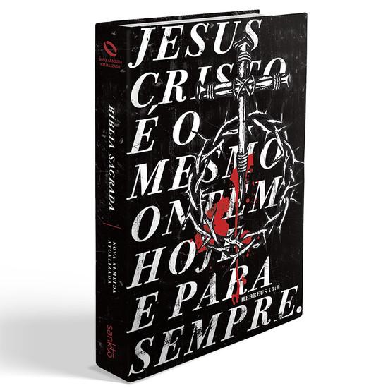 Bíblia NAA Jesus Eterno