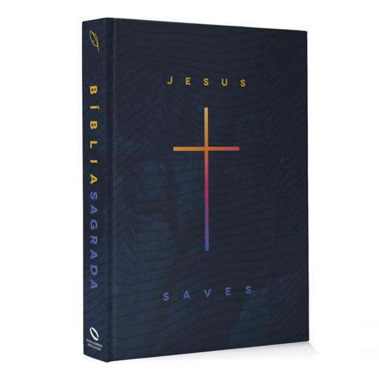 Bíblia NAA Jesus Saves