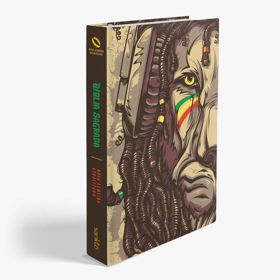 Bíblia NAA Leão Reggae