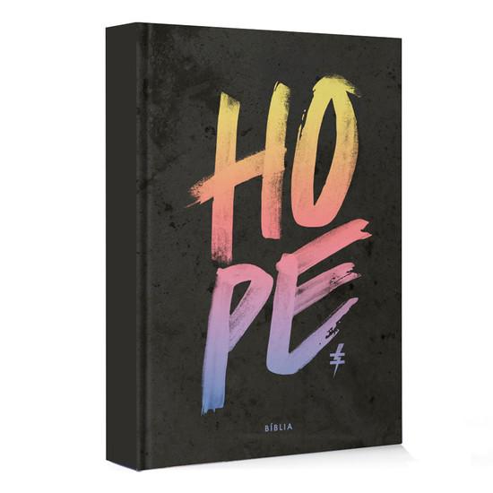 Bíblia NAA Letra Grande - Hope