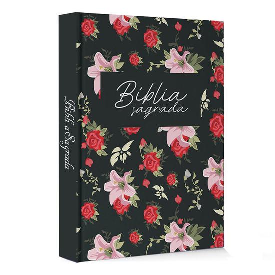 Bíblia NAA Rosas