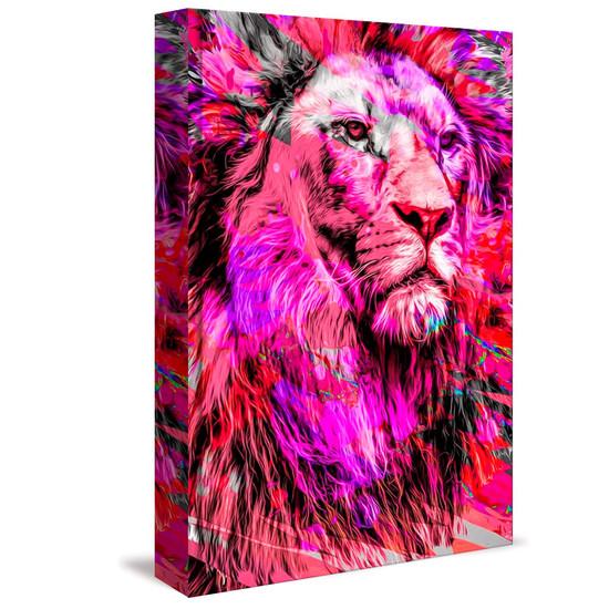 Bíblia NTLH YouVersion - Lion Rosa