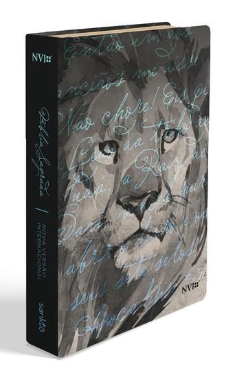 Bíblia NVI Aslam - Letra Gigante