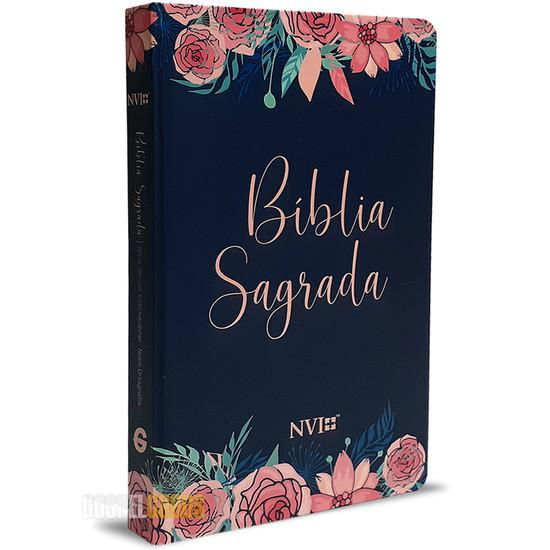 Bíblia NVI Especial - Rosas