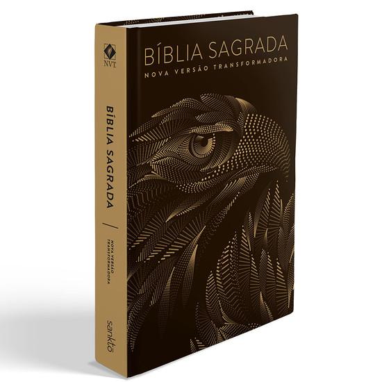 Bíblia NVT Golden Eagle
