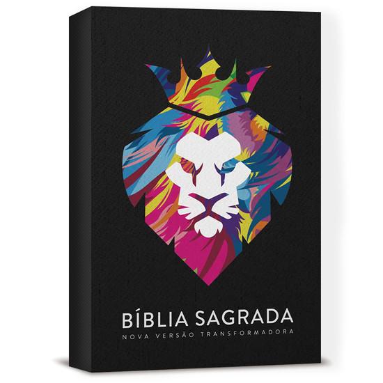 Bíblia NVT Leão Yeshua