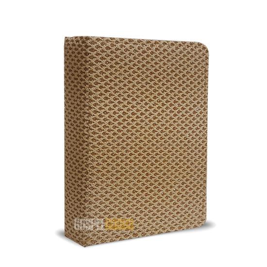 Bíblia Sagrada com Letra Grande e Harpa - ARC (Gold Luxo)