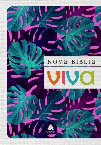 Nova Bíblia Viva Letra Grande (Natureza)