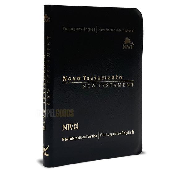 Novo Testamento - Português e Inglês