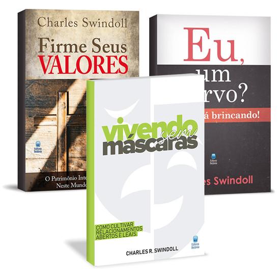 Combo 3 Livros - Charles Swindoll
