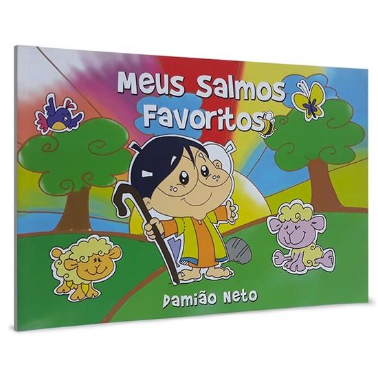 Meus Salmos Favoritos - Damião Neto