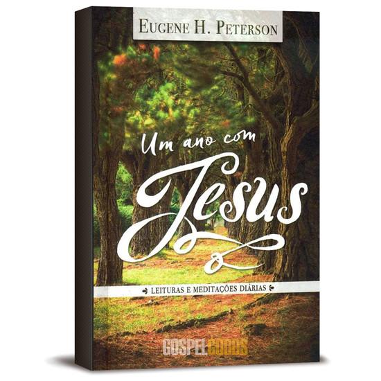 Um Ano com Jesus - Eugene Peterson