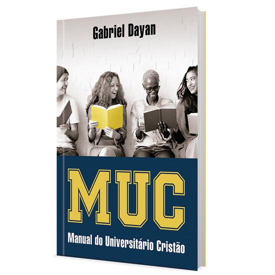 Manual do Universitário Cristão - Gabriel Dayan