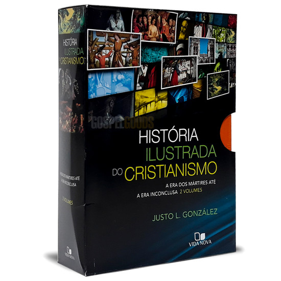 Box História Ilustrada do Cristianismo - Justo L. Gonzáles