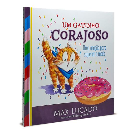 Um Gatinho Corajoso - Max Lucado