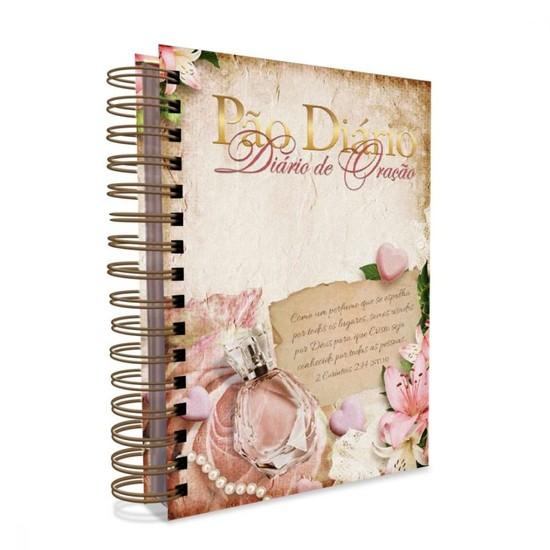 Diário de Oração - Perfume - Pão Diário