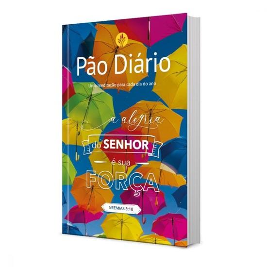 Pão Diário Ano 2021 - Vol. 24 (capa Alegria do Senhor)