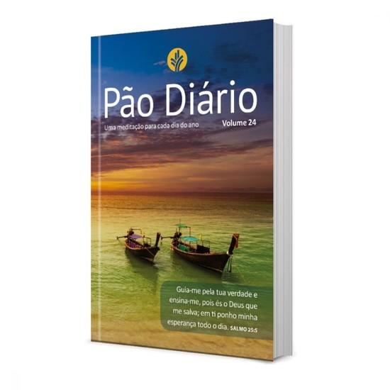 Pão Diário Ano 2021 - Vol. 24 (capa Paisagem)