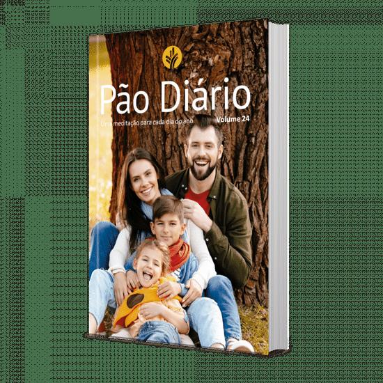 Pão Diário Ano 2021 - Vol. 24 (capa Família)
