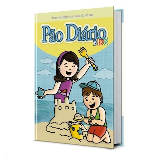 Pão Diário Kids - Novas Aventuras - Pão Diário
