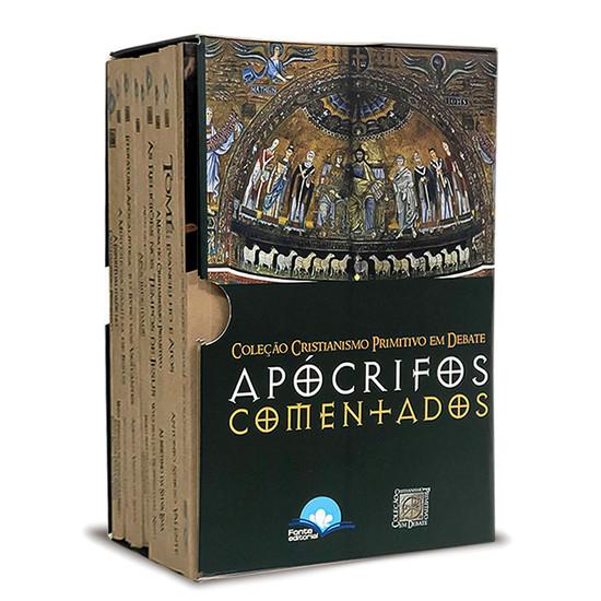 Coleção Cristianismo Primitivo em Debate - Apócrifos comentados
