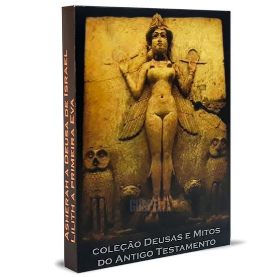 Coleção Deusas e Mitos do Antigo Testamento