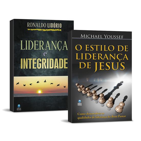 Combo 2 Livros - Desenvolvendo a Liderança