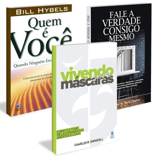 Combo 3 Livros - Honestidade na Vida Cristã