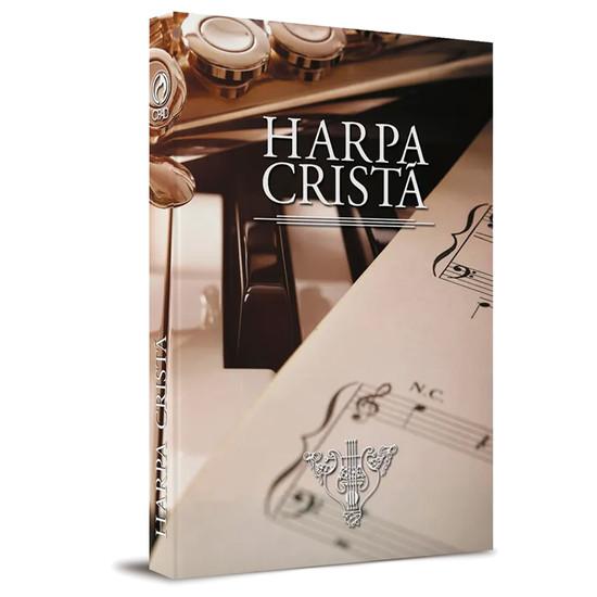Harpa Cristã Grande Popular (Capa Teclado)