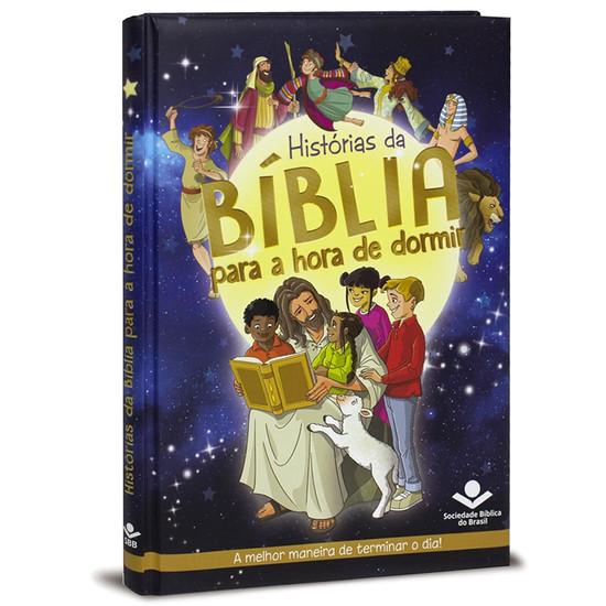 Histórias da Bíblia para a hora de dormir