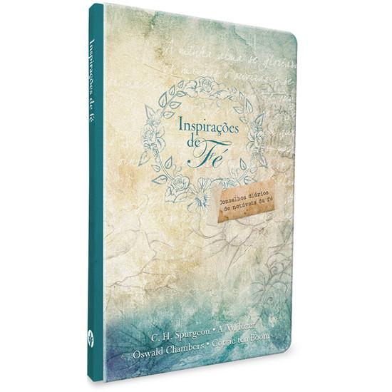 Inspirações de Fé - Livro de anotações