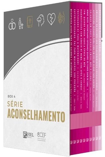 Série Aconselhamento - Box 4 (28 ao 37)