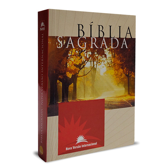 Bíblia Sagrada NVI (Capa Brochura - Formato de bolso)
