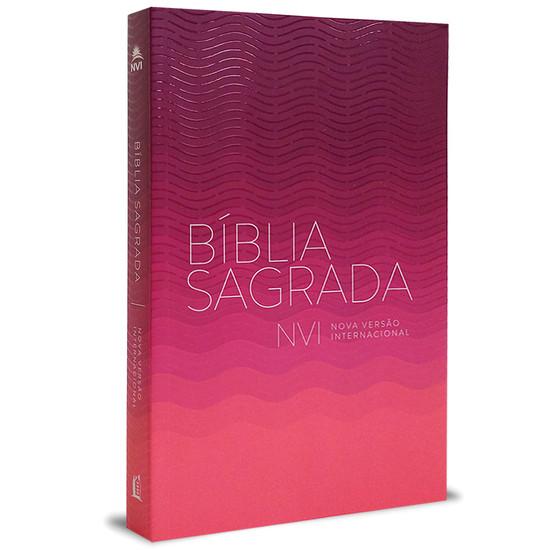 Bíblia Sagrada NVI (Brochura - Econômica)