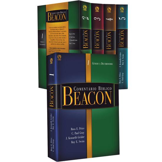 Comentário Bíblico Beacon (AT) Capa Dura
