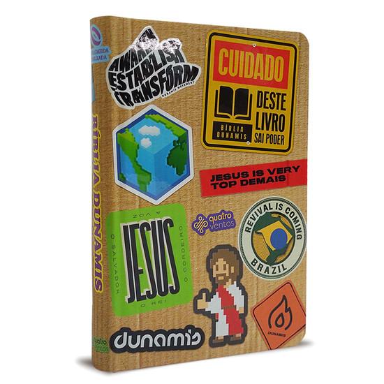 Bíblia Dunamis (Stickers)