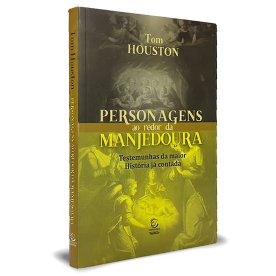 Personagens ao Redor da Manjedoura - Tom Houston