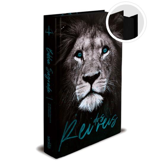 Bíblia Sagrada ARC - Leão Rei dos Reis