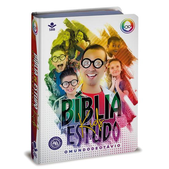 Bíblia de Estudo Kids