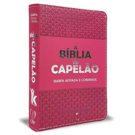A Bíblia do Capelão - Letra Hipergigante (Pink)