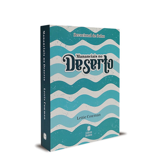 Devocional Mananciais no Deserto (Versão de bolso - Verde)